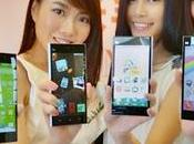 Conoce diferentes gamas móviles chinos