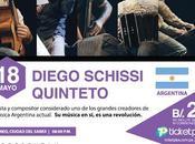 World Music Panamá presenta: Quinteto Diego Schissi