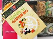 Sushi daily, sushi gluten seguro para tod@s madrid