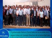 Nelson chui expuso plan integral rehabilitación, reconstrucción región lima…