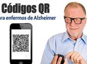 Códigos para enfermos Alzheimer