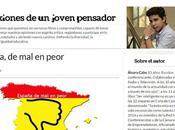 España, peor