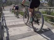 Técnica para bajar escaleras bicicleta montaña