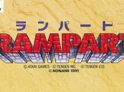 Rampart Nintendo Famicom traducido inglés