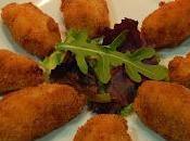 Receta croquetas cremosas jamón queso