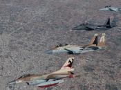Ejercicio aéreo conjunto Israel-EE.UU.
