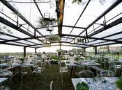 Carpas transparentes para boda integrada paisaje