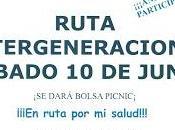 Ruta intergeneracional