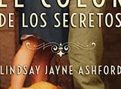 color secretos Lindsay Jayne Ashford