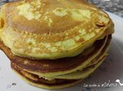 Tortitas americanas. Pancakes