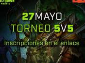 Meltdown Madrid Torneo Dota