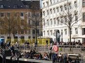Copenhague días: ciudad estilo