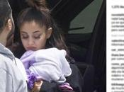 Ariana Grande regresa visiblemente abatida #EEUU