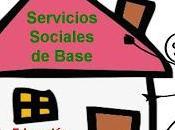 Educación Social Servicios Sociales Base, llamando puerta.