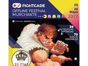¡Más madera arcade! celebra 'Fightcade Offline Festival' durante semana Murchante, Navarra