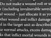 "Imagenes filtradas W40K Fase disparo ""heridas mortales"