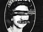 Pistols -God save Queen 1977