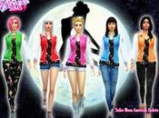 Sailor Moon American Jackets (TS4)