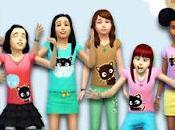Chococat T-Shirt Child (TS4)