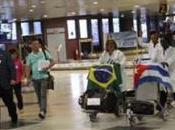 médicos Cubanos Brasil tras reinicio colaboración