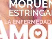 novedad ediciones kiwi: enfermedad amor, Moruena Estríngana