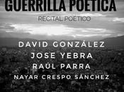 Guerrilla Poética (1): Raúl Parra: