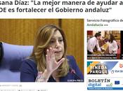 Susana díaz pasa andalucía