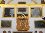 Iglesia Convento Santa María Jesús (6): Muro Coro.