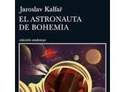 astronauta bohemia. Jaroslav Kalfar