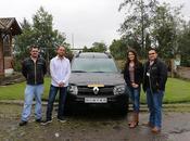 Renault junto Restaurante Café Vaca festejaron madres