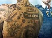 """Descubre poder tatuajes """"Blindspot"""""""