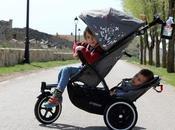 silla paseo phil&teds Sport ideal para hermanos diferentes edades