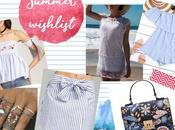 cuaderno notas: Summer wishlist w/Rosegal