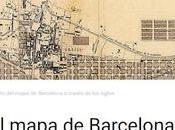 Mapas para seguir evolución barcelona