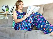 Pajama trend: casa calle