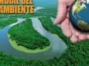 Cinco junio. mundial medioambiente.-