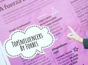 Ranking Revista Forbes ¡Top Influencer!