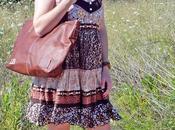Vestido salvaje bolso personalizado