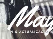 actualizaciones literarias (Mayo, 2017)