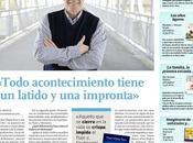 Todo acontecimiento tiene latido impronta. Entrevista José María Toro revista OSAKA.