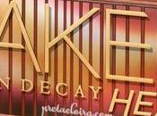 Súper novedades Urban Decay: Naked Heat Collection