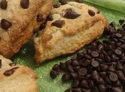 Scones pépites chocolat chocolate chips scones pepitas سكونز بحبيبات الشكولاطة