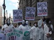 Protesta frente minisiterio economía: