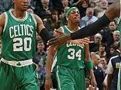 Celtics (3-1) paso Oeste