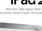 iPad Nuevo diseño, rapido, delgado. Próximamente México