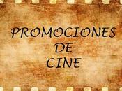 Promociones Cine marzo