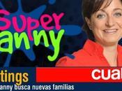 Casting niños para Supernanny