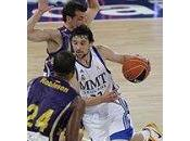B.R. Valladolid 74-65 Real Madrid