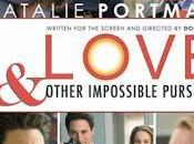 Trailer: amor otras cosas imposibles (Love other impossible pursuits)
