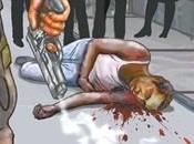 Asaltantes matan víctimas